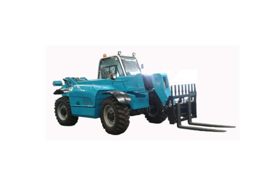 山河智能SWTH3509伸缩臂叉装车