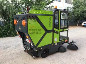 宜迅YX-500清扫车高清图 - 外观