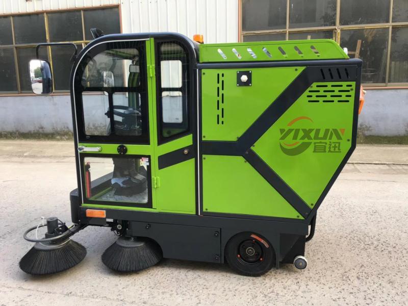 宜迅YX-500电动清扫车