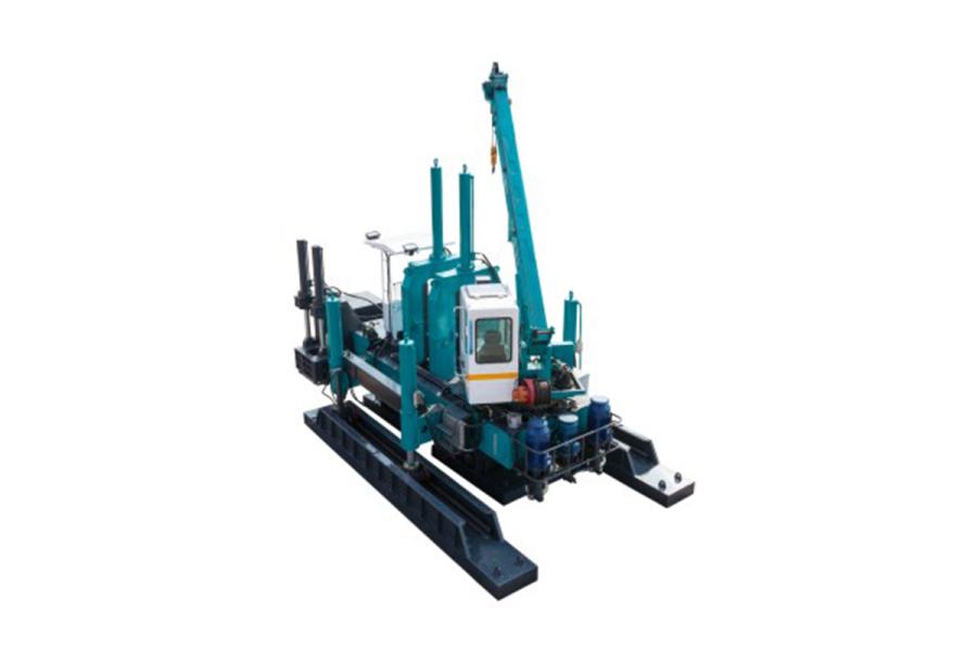 山河智能ZYJ100B-III液压静力压桩机