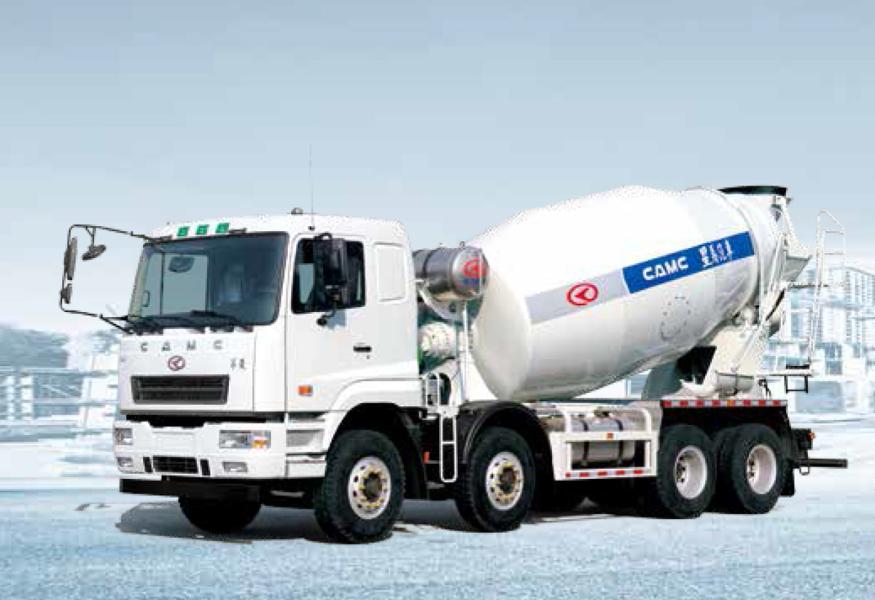 华菱星马AH5311GJB1L5搅拌运输车