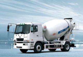 华菱星马AH5180GJB1L5搅拌运输车高清图 - 外观