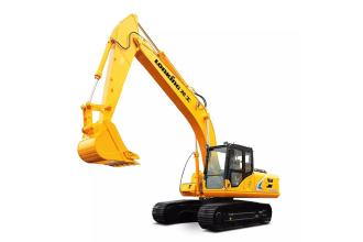 龙工LG6205E履带式液压挖掘机高清图 - 外观