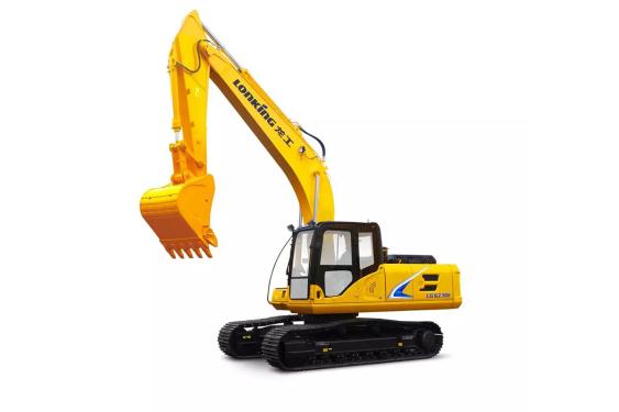 龙工LG6230E履带式液压挖掘机