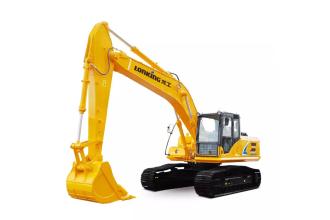 龙工LG6245E履带式液压挖掘机高清图 - 外观