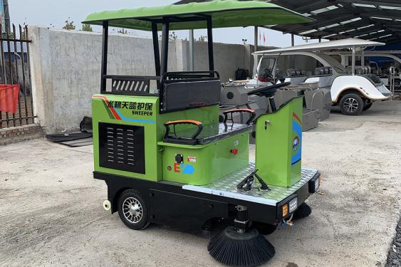路霸LB-680清扫车