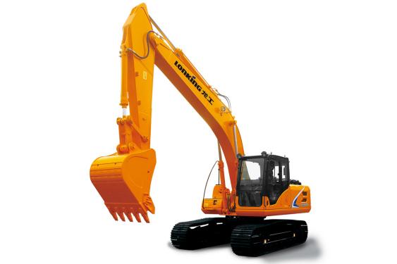 龙工LG6240E履带式液压挖掘机