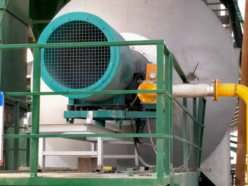 沃斯莱特TRQ600燃气燃烧器