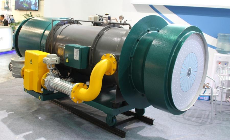 沃斯莱特TRQ760A燃气燃烧器