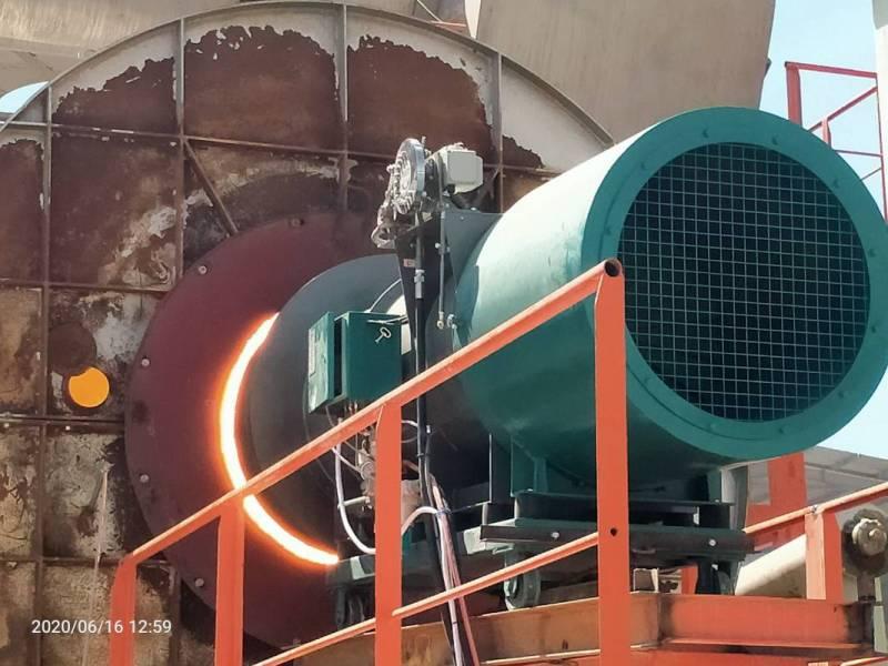 沃斯莱特VZ700A重油燃烧器
