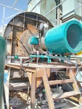 沃斯莱特YQR700油气两用燃烧器高清图 - 外观