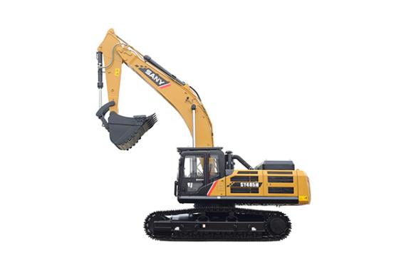 三一重工SY485H大型液压挖掘机