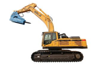 中联重科EB600F挖掘机高清图 - 外观