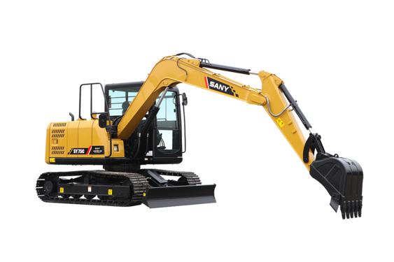 三一重工SY75C Pro小型挖掘机