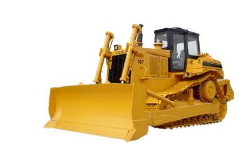 宣工SD7高驱动推土机高清图 - 外观