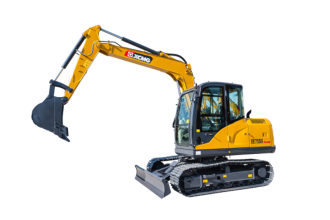 徐工XE75DA PLUS小型挖掘机高清图 - 外观