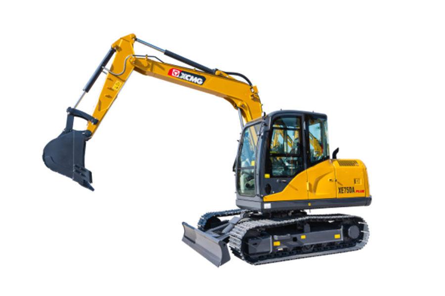 徐工XE75DA PLUS小型挖掘机